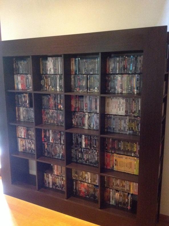 Collezione dvd blu ray