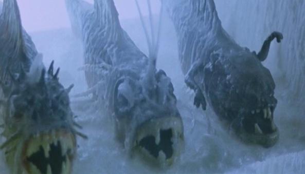 Creature dagli abissi (Plankton)